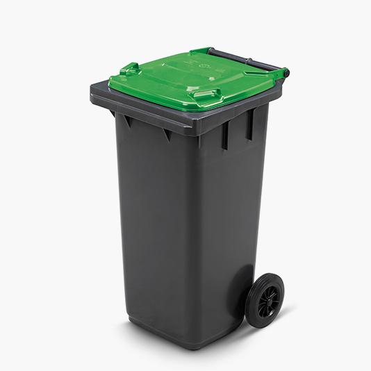 Avfallsbeholder Manutan