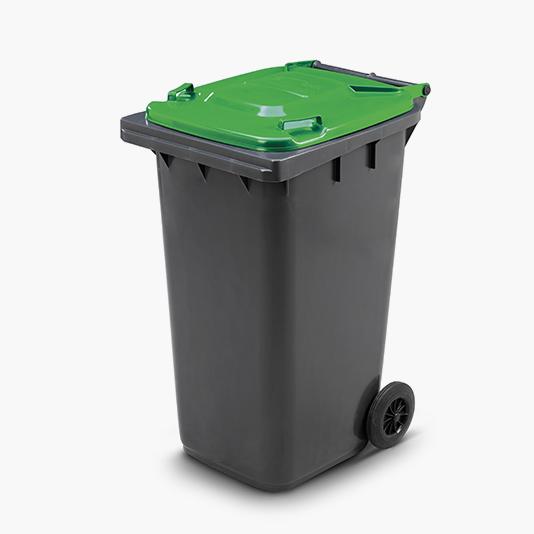 Avfallsbeholder Manutan zoom