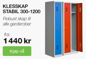 Campaign Klesskap Stabil 300 1200 2019