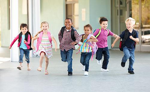 Produkter for gjenåpning barnehager og skole
