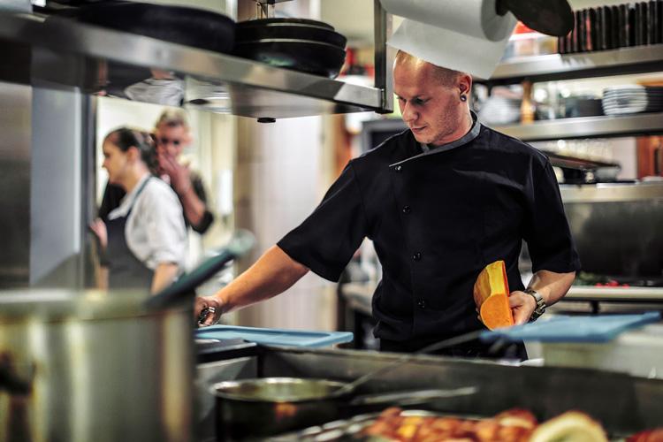 Restauranter og Næringsmiddelindustri