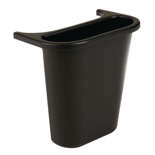 Sorteringsrør til Rubbermaid rektangulær søppelbøtte – 4,5 L