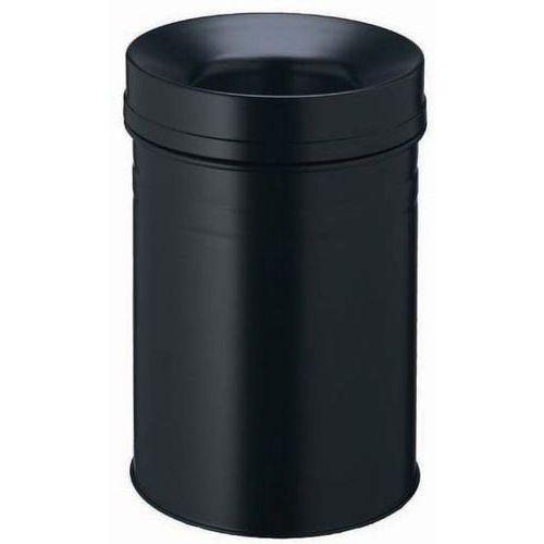 Brannsikker søppelbøtte av metall – 15 L