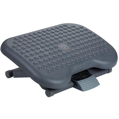 Fotstøtte massasje grå