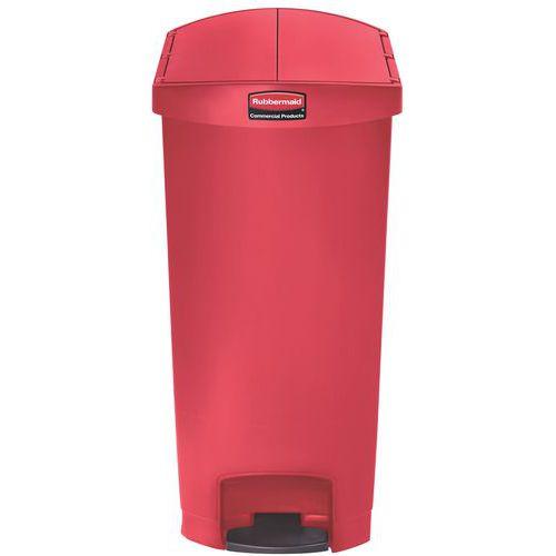 Rubbermaid-søppelbøtte av plast – 68 L