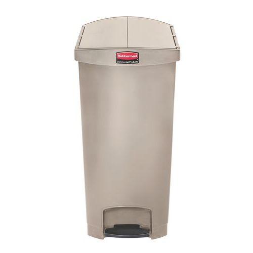 Rubbermaid-søppelbøtte av plast – 90 L