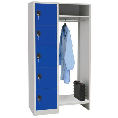 Småromskap garderobe 450 5 rom