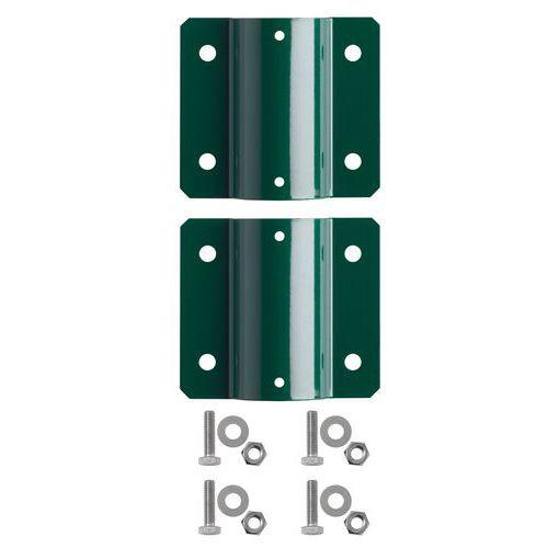 Festesett grønt