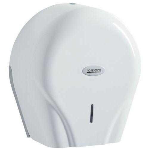 Dispenser toalettpapir hvit