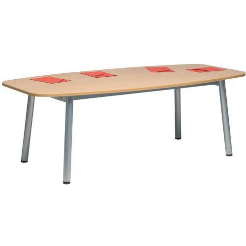 Bord ovalt bøk