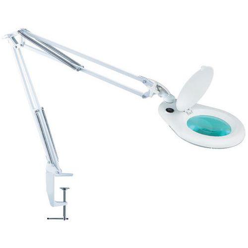 Forstørrelseslampe Manutan LED 650 lm