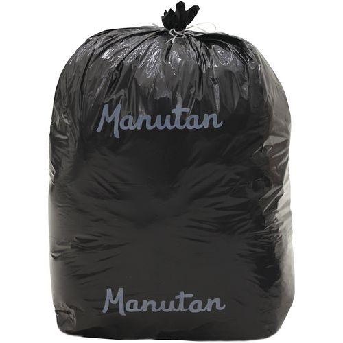 Avfallsposer Manutan 30-50 l