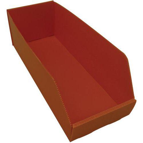 Oppbevaringsboks, foldbar 13-18 l
