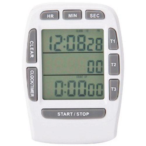 Digital timer Manutan 88 mm