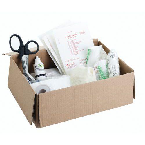 Refill førstehjelpen kit A