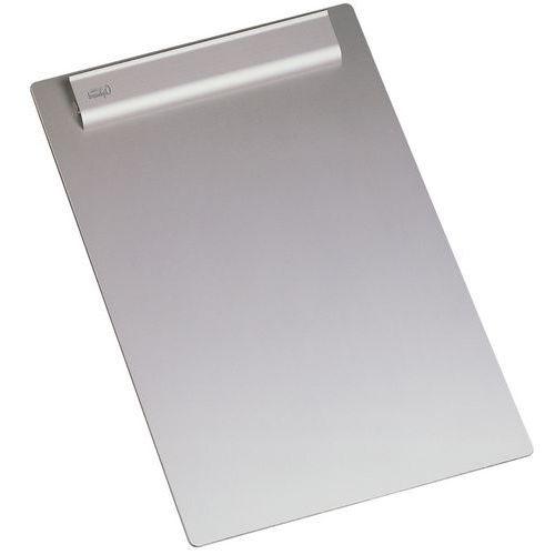 Skriveplate aluminium luksus