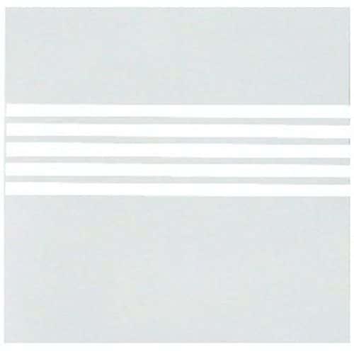 Dekorfilm glass stripe