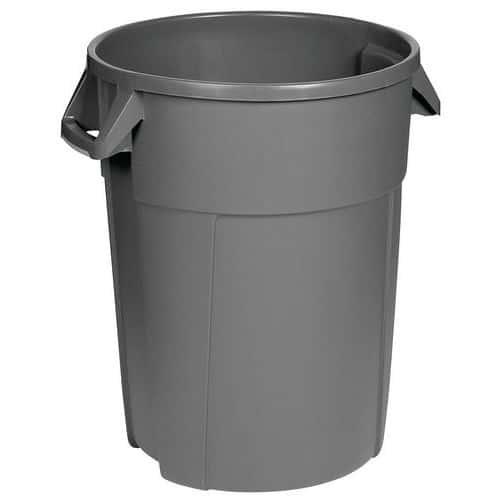 Plasttønne 85 l Manutan