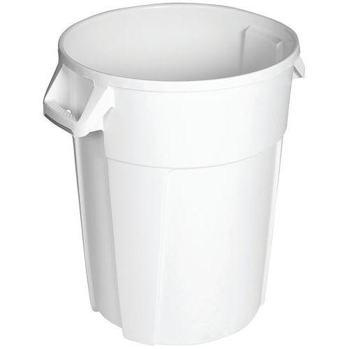 Plasttønne 120 l Manutan