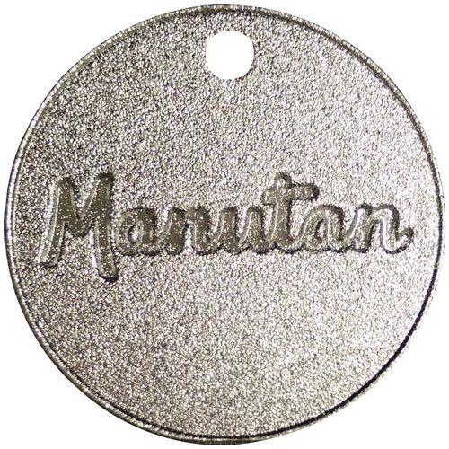 Ikke-nummererte poletter Manutan