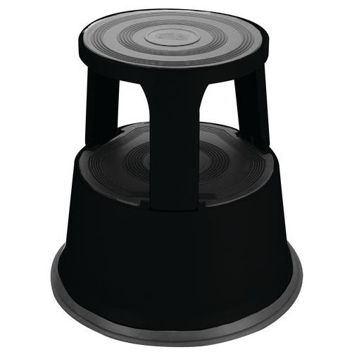 Stigekrakk Kik-step Manutan stål