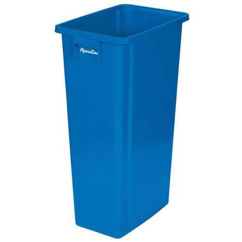 Avfallsbeholdere 80 l Manutan