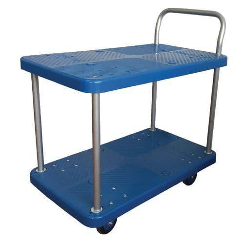 Trillebord av plast 150 kg