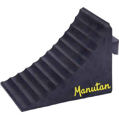 Hjulkloss gummi Manutan