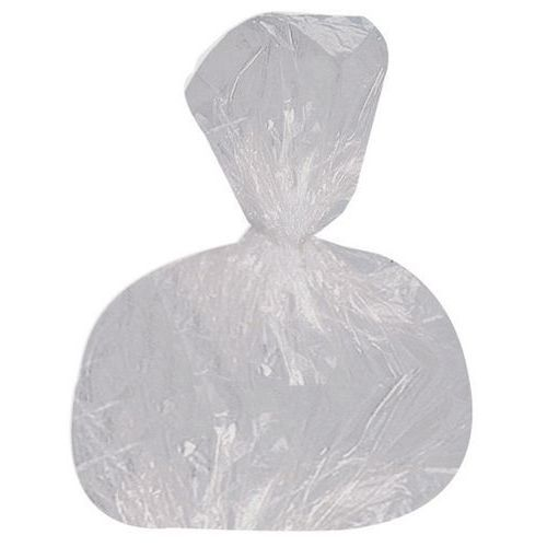 Polyetenpose med flat bunn 1000 st
