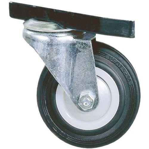 Hjul til Pallboks Euro 600A