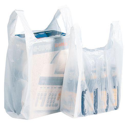 Pose plast lav tetthet
