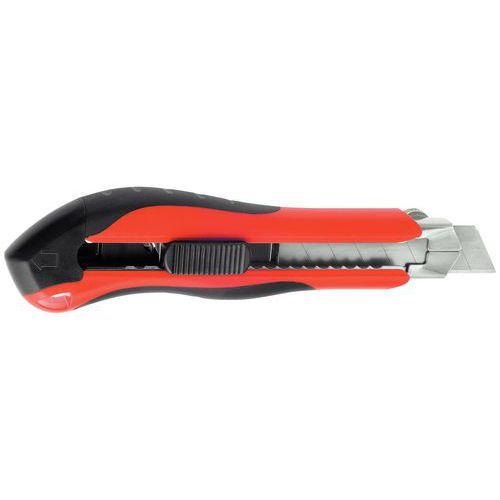 Facom-kniv med segmentert blad – bladbredde 18 mm