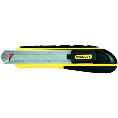 Kniv med segmentert blad med FatMax-kassett