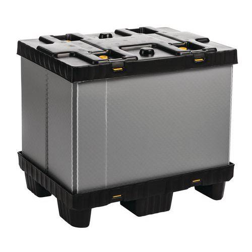 Palleboks Mega Pack 800x600, uten sideåpning