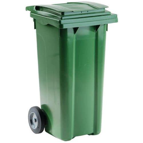 Søppeldunk til sortering 120 l