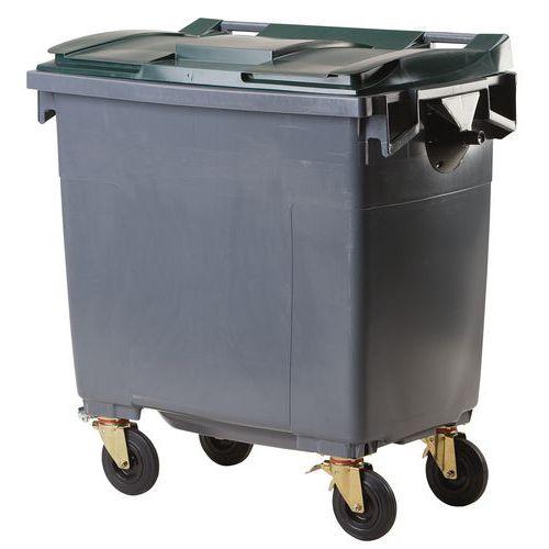 Avfallsbeholdere med hjul 770 l