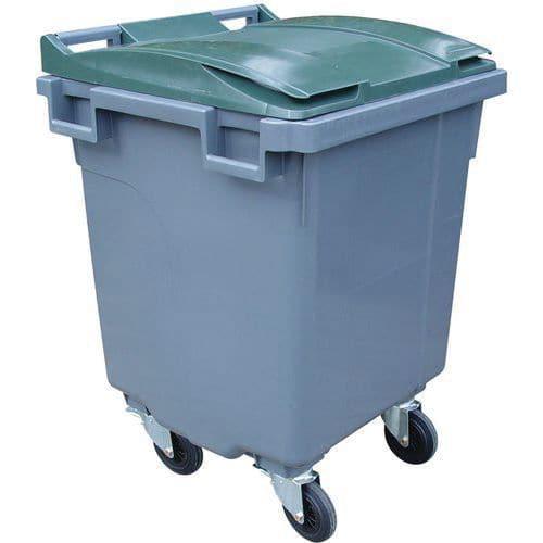 Avfallsbeholdere med hjul 400 l