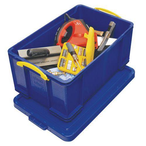 Oppbevaringsboks med lokk 64-84 l