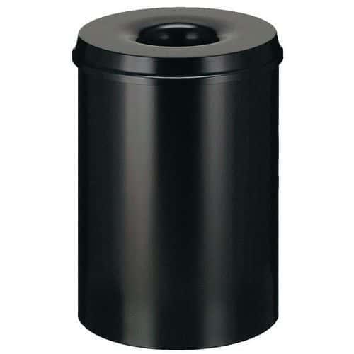 Søppeldunk brannsikker 30 l