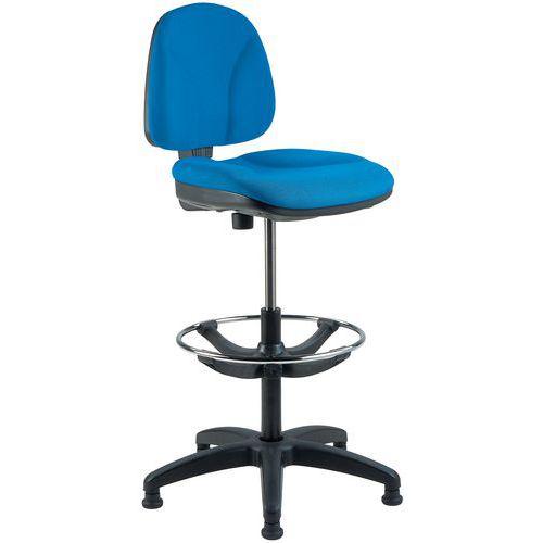 Tegnebordstol Blå