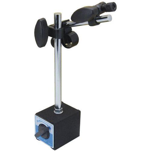 Magnetisk støtte for mekanisk indikatorklokke Manutan