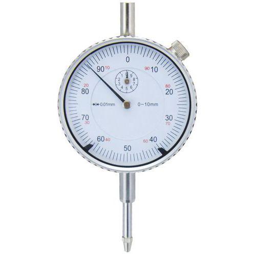 Mekanisk indikatorklokke 0-10 mm Manutan