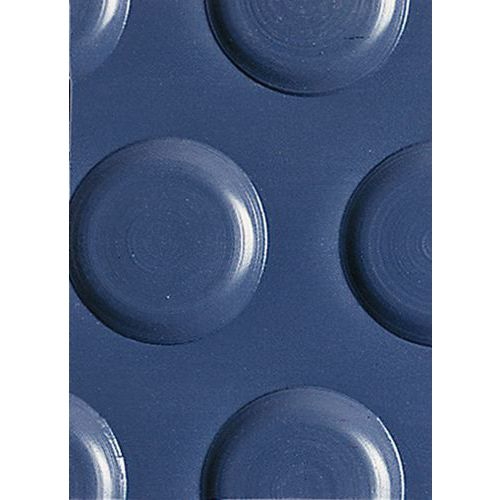 Plastmatte PVC Flexi Button