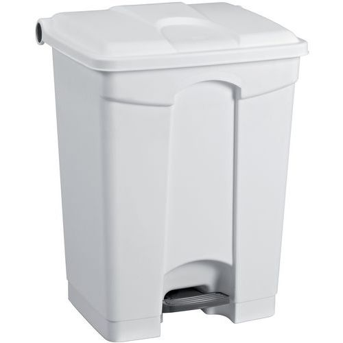 Avfallsbeholder med pedal 45 l