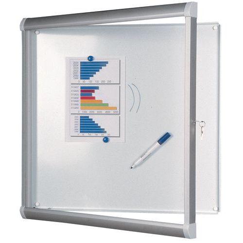 Oppslagsskap Design magnetisk emalje