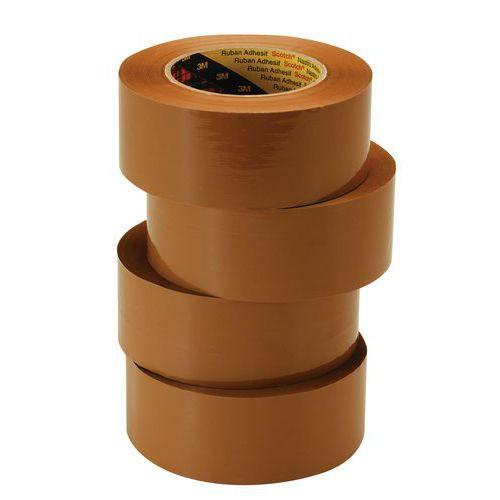 Tape PP 3M Hot Melt 3739 brun