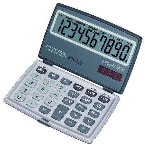 Kalkulator Citizen CTC-110