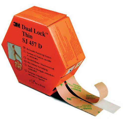 Borrelåsbånd Dual Lock SJ457D
