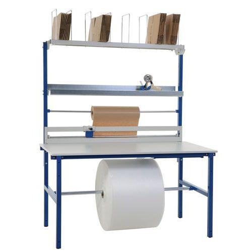 Pakkebord Komplett fast høyde