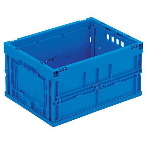 Plastbakk sammenleggbar 22-40 l